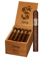 Shop Now Matilde Renacer Grande Cigars - Box of 20 --> Singles at $9.00, 5 Packs at $43.99, Boxes at $180