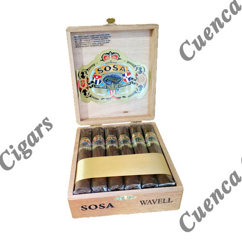 Sosa Classic Wavel Cigars - Natural Box of 12