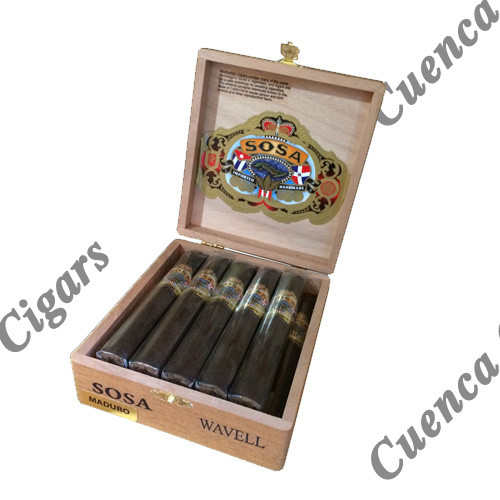 Sosa Classic Wavel Cigars - Maduro Box of 12