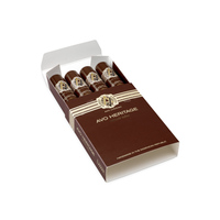 Avo Heritage Robusto Tubo Cigars - Sun Grown Pack of 4