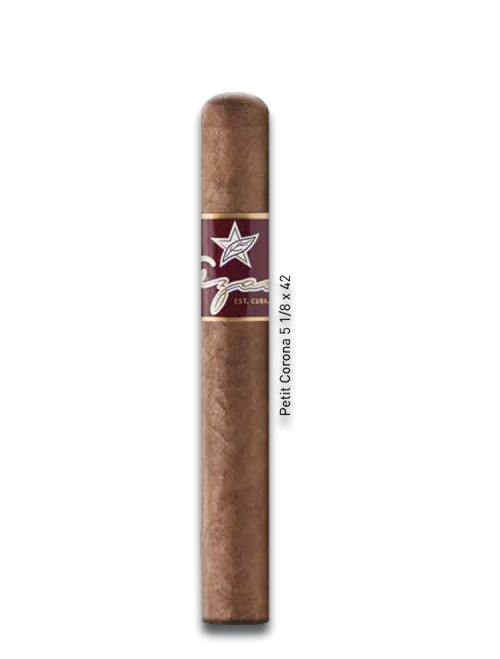 Azan Burgundy Line Robusto Single