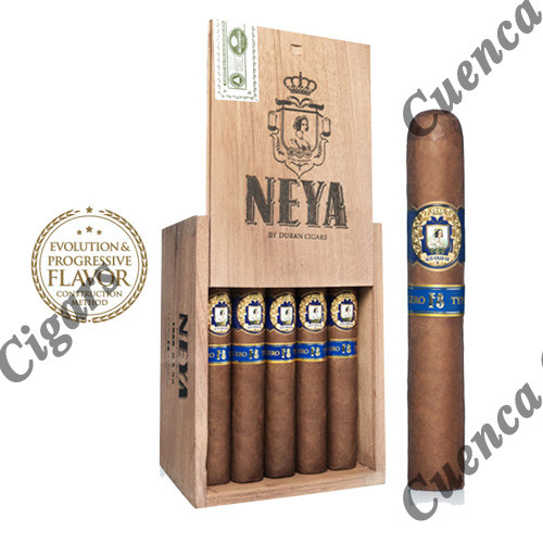 Neya F-8 Line Yankee Cigars - Dark Natural Box of 20