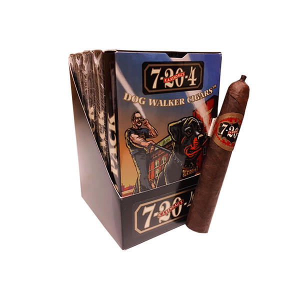 7-20-4 Original Dogwalker Cigars - Maduro 5 Pack of 5