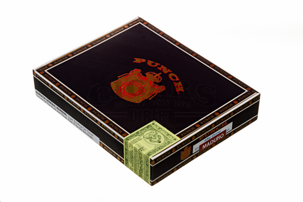 Punch After Dinner Cigars - Maduro Box of 25