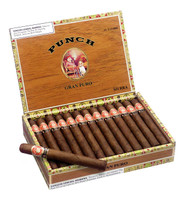 Punch Grand Puro Sierra Cigars - Natural Box of 25