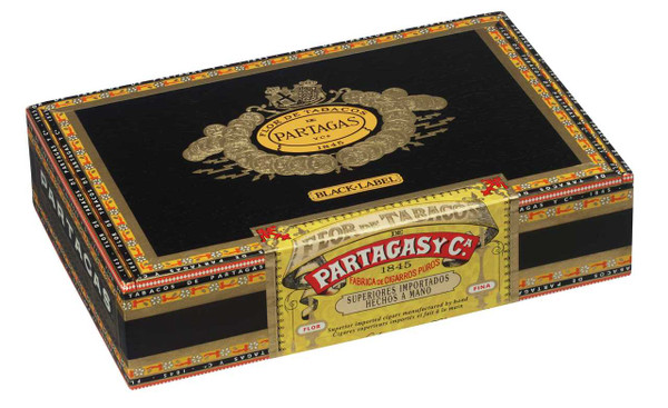 Shop Now Partagas Black Label Colossal Cigars - Maduro Box of 20 --> Singles at $9.48, 5 Packs at $40.99, Boxes at $115.99