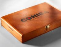 Cohiba Crystal Corona Tube Cigars - Natural Box of 20