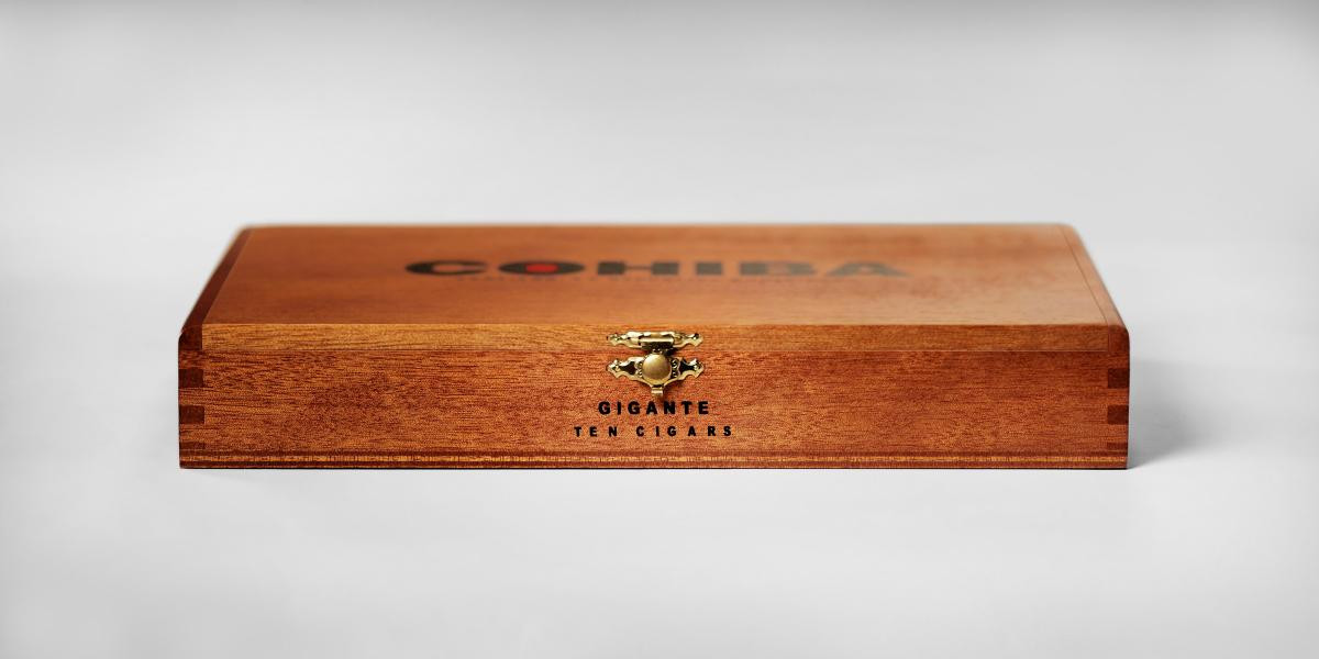 Shop Now Cohiba Robusto Cigars - Natural Box of 25 --> Singles at $16.42, 5 Packs at $49.99, Boxes at $244.99
