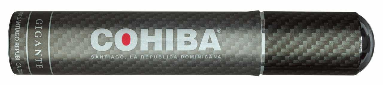 Shop Now Cohiba Black Gigante Aluminum Tube Cigars - Maduro Box of 20 --> Singles at $19.92, 5 Packs at $85.99, Boxes at $237.99