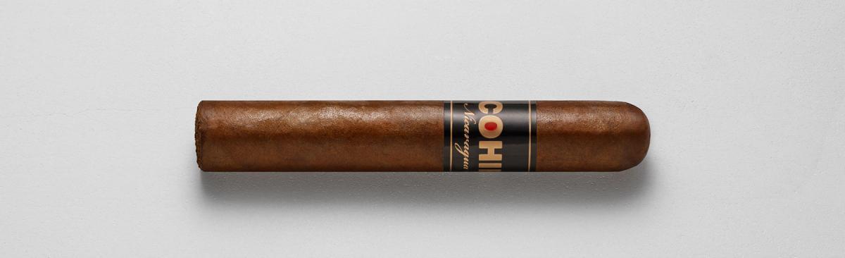 Shop Now Cohiba Nicaraguan N54 Cigars - Dark Natural Box of 16 --> Singles at $14.00, 5 Packs at $67.99, Boxes at $202.99