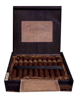 Shop Now Kristoff Original Criollo Robusto Cigars - Natural Box of 20 --> Singles at $7.80, 5 Packs at $33.99, Boxes at $139.99