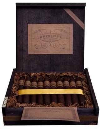 Shop Now Kristoff Original Maduro Churchill Cigars - Maduro Box of 20 --> Singles at $8.30, 5 Packs at $35.99, Boxes at $148.99