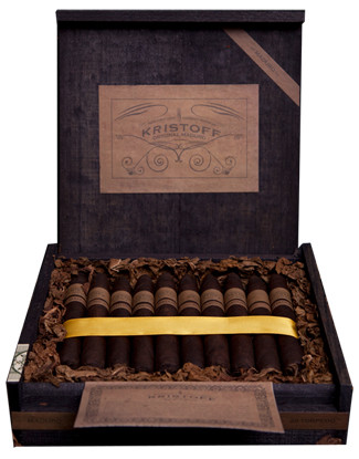 Shop Now Kristoff Original Maduro Sort Robusto Cigars - Maduro Box of 20 --> Singles at $7.45, 5 Packs at $32.99, Boxes at $133.99
