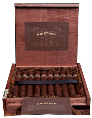 Shop Now Kristoff Ligero Criollo Corona Cigars - Natural Box of 20 --> Singles at $7.35, 5 Packs at $31.99, Boxes at $131.99