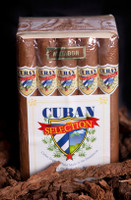 Shop Now Cuban Selection Sweet Tip Torpedo Cigars - Bundle Box of 20 --> Singles at $3.50, 5 Packs at $16.99, Boxes at $57.99