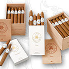 Griffins Classic Series No 300 Tubes Cigars - Natural Pack of 4