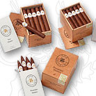 Shop Now Griffins Maduro Series Piramides Cigars - Maduro Box of 25 --> Singles at $10.90, 5 Packs at $49.99, Boxes at $177.99