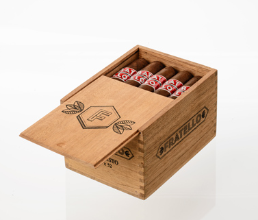 Shop Now Fratello Timacle Cigars - Natural Box of 20 --> Singles at $8.70, 5 Packs at $39.99, Boxes at $155.99