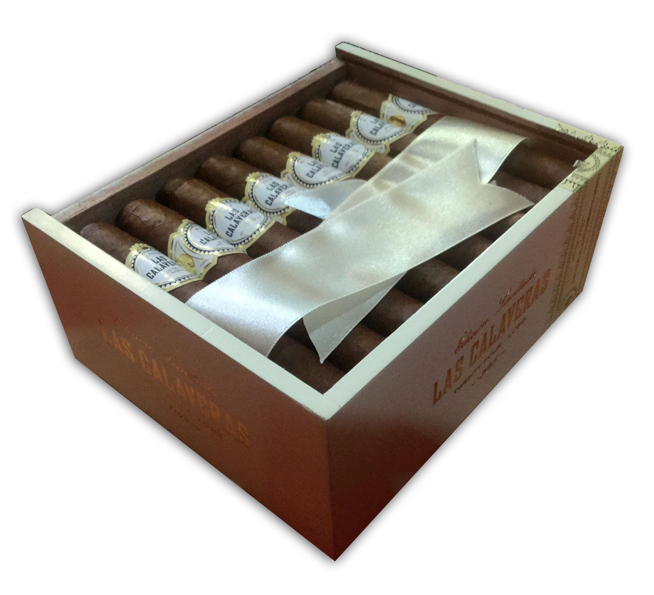 Shop Now Las Calaveras Edicion Limitada 2015 LC46 Corona Gorda Cigars - Dark Natural Box of 24 --> Singles at $8.96, 5 Packs at $45.99, Boxes at $194.99