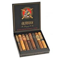 Gurkha Godzilla Special Edition Cigars - Sampler of 8