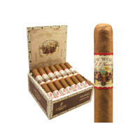 New World Connecticut Belicoso Cigars - Natural Box of 20