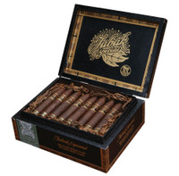 Shop Now Tabak Especial Colada Negra Cigars - Dark Box of 40 --> Singles at $9.56, 5 Packs at $22.50, Boxes at $161.5