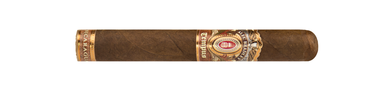 Shop Now Alec Bradley Tempus Nicaraguan Medius 6 Cigars - Natural Box of 20 --> Singles at $6.25, 5 Packs at $36.50, Boxes at $134.5
