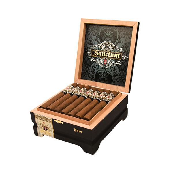 Alec Bradley Sanctum Double Gordo Cigars - Natural Box of 20