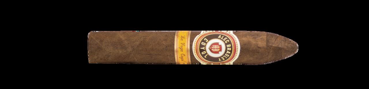 Shop Now Alec Bradley Coyol Belicoso Cigars - Natural Box of 20 --> Singles at $7.08, 5 Packs at $40.50, Boxes at $151.5