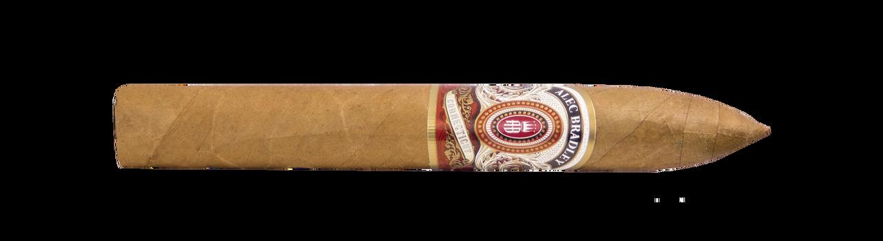 Shop Now Alec Bradley Connecticut Torpedo Cigars - Natural Box of 20 --> Singles at $6.67, 5 Packs at $38.50, Boxes at $142.5