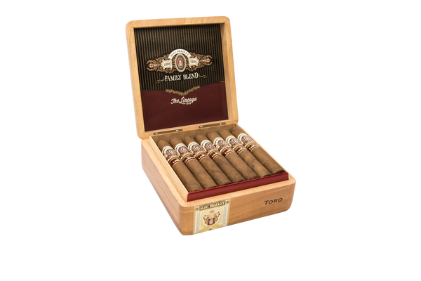 Alec Bradley Lineage 1996 Torpedo Cigars - Natural Box of 20