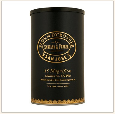 Flor de D'Crossier Selection 512 Magnificos Cigars - Jar of 15
