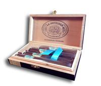La Imperiosa Sampler Cigars - Dark Box of 4