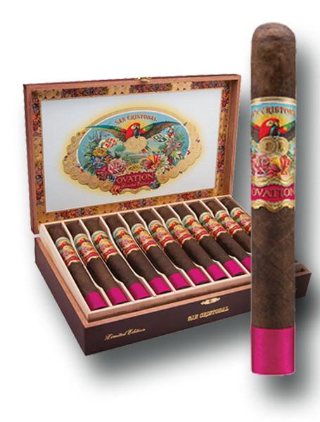 San Cristobal Ovation Cigars - Oscuro Box of 24