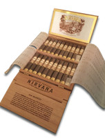 Nirvana Cameroon Selection Silencio Cigars - Natural Box of 20