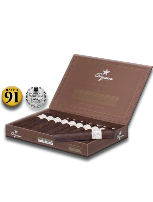 Azan Maduro Natural Line Toro de Luxe Cigars - Box of 10