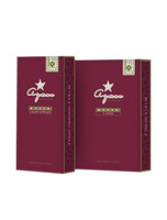 Azan Burgundy Line Short Campana Pack of 3 Cigars.