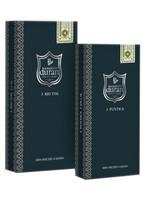 Roberto P Duran Premium Rio Toa Cigars - Habano Colorado Pack of 3
