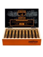 Camacho American Barrel Aged Robusto Tubes Cigars - Dark Box of 20