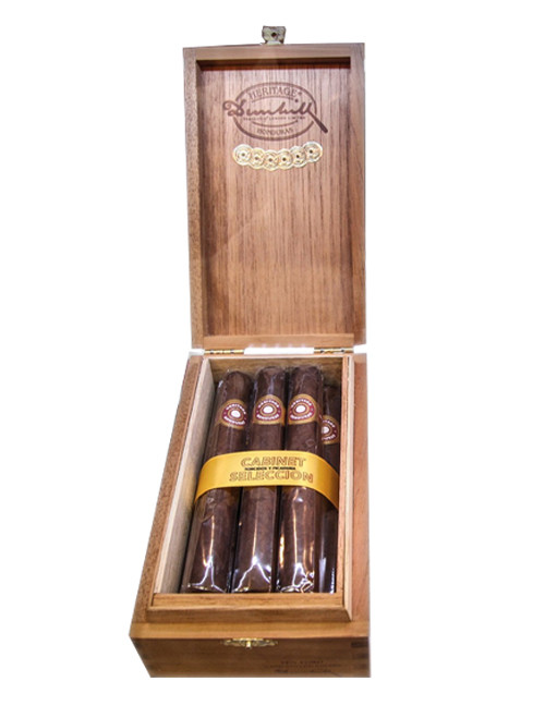Dunhill Heritage Gigante Cigars - Natural Box of 10