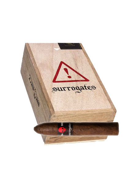 L'Atelier Surrogates Skull Breaker Cigars - Dark Box of 20