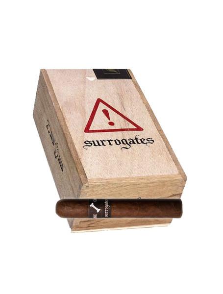 L'Atelier Surrogates Bone Crusher Cigars - Dark Box of 20