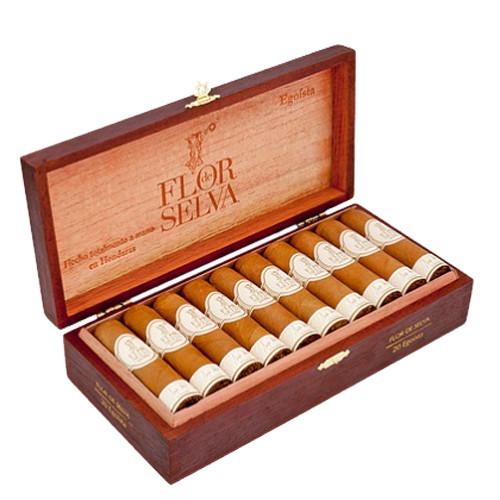 Maya Selva Flor de Selva Egoista Cigars - Natural Box of 20