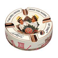 Arturo Fuente Journey Through Time Ashtray Cream - Holds 4 Cigars