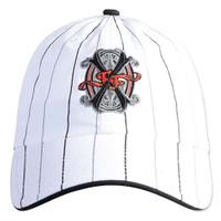 Arturo Fuente Opus X Logo Baseball Hat - Pinstripe