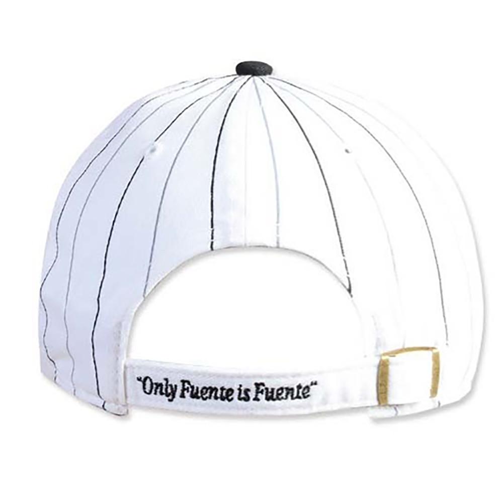 Arturo Fuente Opus X Logo Baseball Hat - Pinstripe BACK