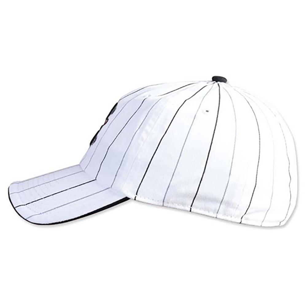 Arturo Fuente Opus X Logo Baseball Hat - Pinstripe SIDE