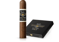 Joya de Nicaragua Cuatro Cinco Double Robusto Cigars - Natural Box of 10