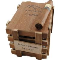 Caldwell Iberian Express Gibraltar Extra Gran Robusto Cigars - Natural Box of 25