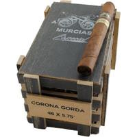 Caldwell Iberian Express Murcias Especial Corona Gorda Cigars - Maduro Box of 25